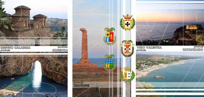 Le Cinque Province Della Calabria Contatto
