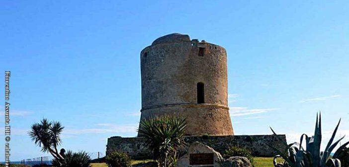Capo Rizzuto Torre D'avvistamento Calabria Contatto