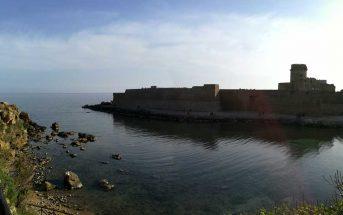 Isola di Capo Rizzuto Fortezza Calabria Contatto