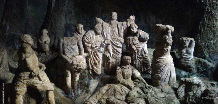 La chiesetta di Piedigrotta a Pizzo Calabria Contatto