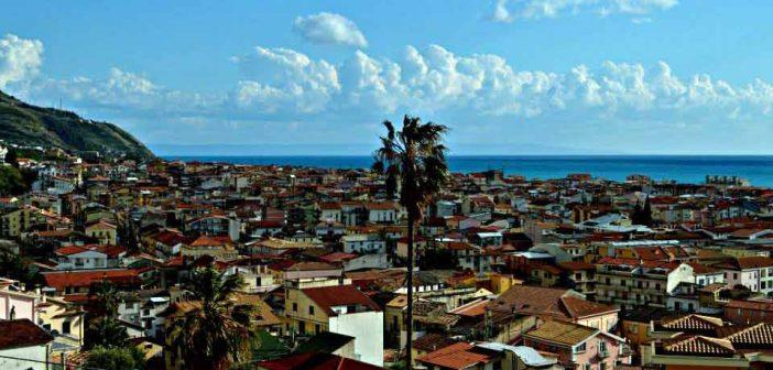 Amantea Centro Paese Panorama Calabria Contatto