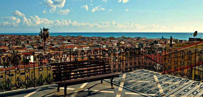 Amantea Terrazza Panoramica Calabria Contatto