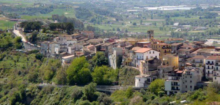 Tarsia Panorama Calabria Contatto