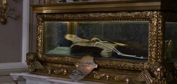 Sant'Angelo di Acri Calabria Contatto