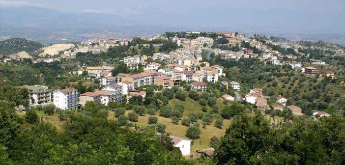 Bisignano Panorama Calabria Contatto