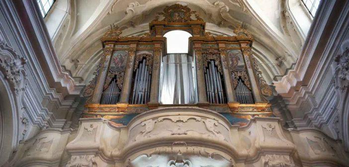 Morano Calabro Santa Maria Maddalena Organo Barocco Calabria Contatto