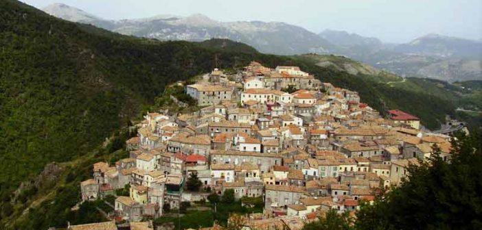 Mormanno Paesaggio Calabria Contatto