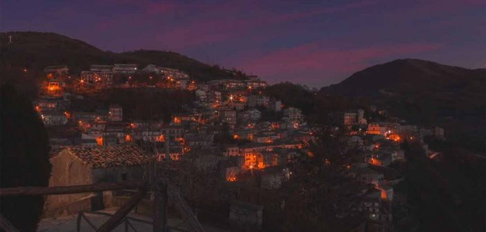 Mormanno Notturna Calabria Contatto