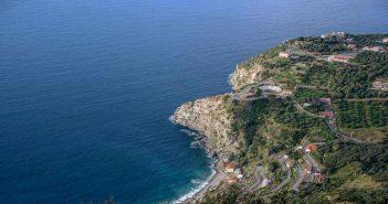 Panorama di Palmi Calabria Contatto