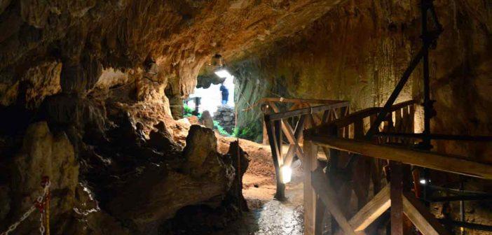 Papasidero Grotta Romito Calabria Contatto