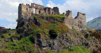 Santa Maria del Cedro Castello Calabria Contatto