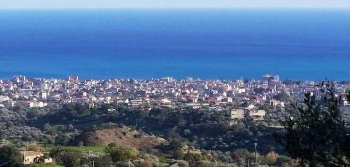 Panorama di Siderno Calabria Contatto