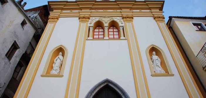 Verbicaro Chiesa Confraternale San Giuseppe PH Zazzaro C