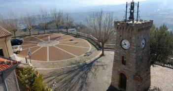 Castrolibero Torre dell'Orologio Calabria Contatto