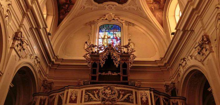 Cetraro Chiesa San Benedetto Abate Calabria Contatto