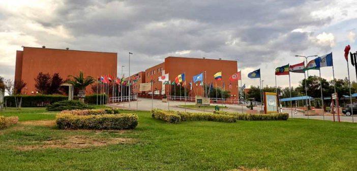 Rende Campus Universitario Calabria Contatto