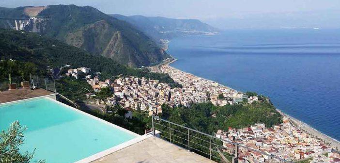 Bagnara Calabra Panorama Calabria Contatto