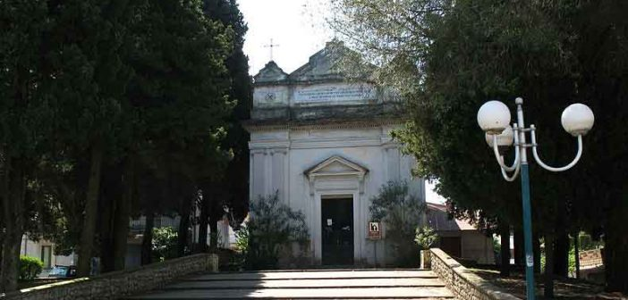 Cittanova Chiesa del Calvario Calabria Contatto