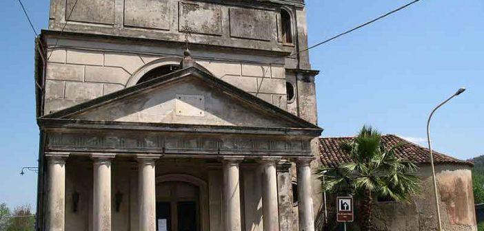 Cittanova Chiesa Madonna della Catena Calabria Contatto
