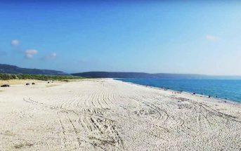 Curinga Spiaggia Libera Calabria Contatto