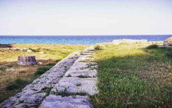 Gli scavi di Monasterace Calabria Contatto
