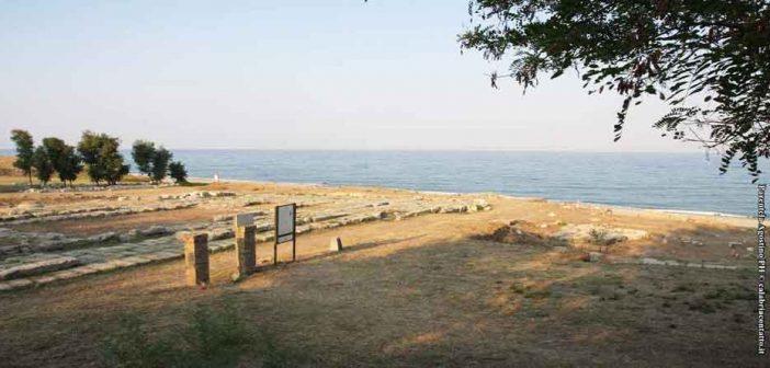 Parco Archeologico di Monasterace Calabria Contatto