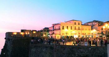 Il Castello di Pizzo Calabro Calabria Contatto