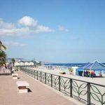Lungo Mare di Siderno Calabria Contatto