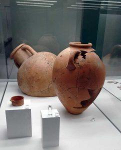 Museo Anfore Reperti Reggio Calabria Contatto