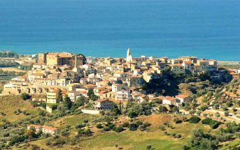 Calopezzati Panorama Calabria Contatto