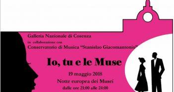 Notte Dei Musei Muse Calabria Contatto
