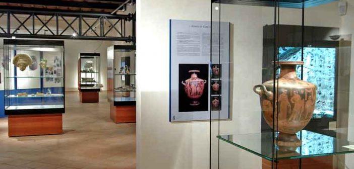 Museo Archeologico Lametino Sala Calabria Contatto