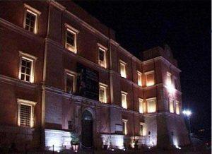 Palazzo Arnone Di Notte Cosenza Calabria Contatto