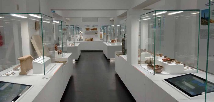 Museo Reperti Reggio Calabria Contatto
