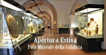 Apertura Estiva Polo Museale Calabria Contatto