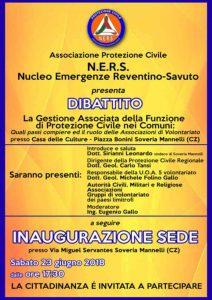 Associazioni Volontariato Eventi Soveria Mannelli Calabria Contatto