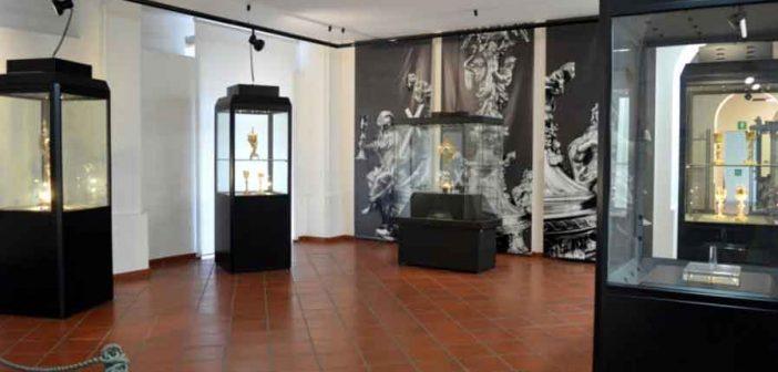 Mileto La sala del Museo Statale Calabria Contatto