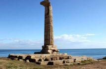 Capo Colonna Crotone Archeologia Calabria Contatto