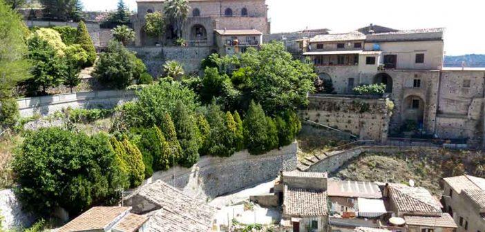 Casa Natìa Stilo Di Tommaso Campanella Panorama Calabria Contatto