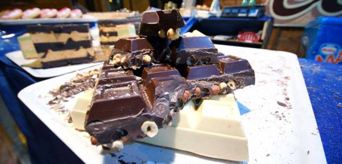 Cioccolato Festa Cosenza Calabria Contatto