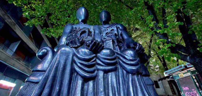 Statua Cosenza Calabria Contatto