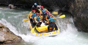 Rafting Fiume Lao Calabria Contatto
