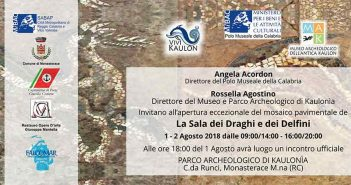 La Sala Dei Draghi E Dei Delfini Calabria Contatto