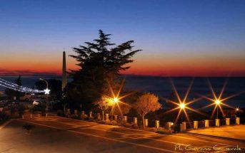 Santuario Paola Parcheggio Calabria Contatto