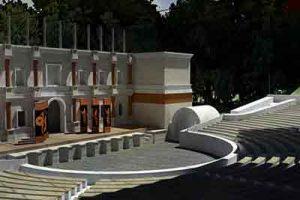 Teatro Greco 3D Locri Epizefiri Calabria Contatto