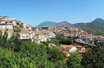 Aieta Panorama Calabria Contatto