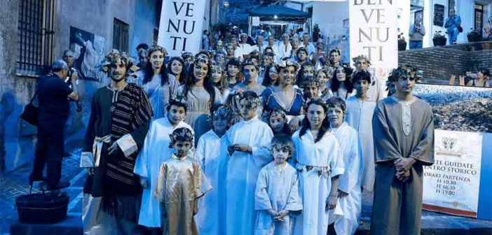 Bacchanalia 2200 Anni Dopo Calabria Contatto