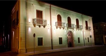 Museo Del Territorio Palazzo Teotino Calabria Contatto