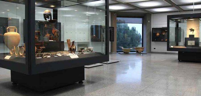 Museo Nazionale Archeologico della Sibaritide Sala Calabria Contatto