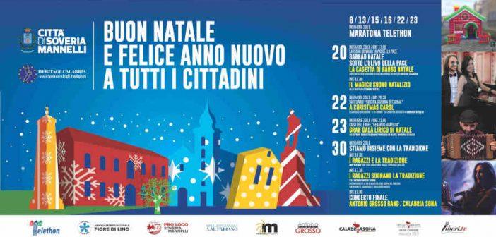 Natale Bambini Soveria Mannelli Calabria Contatto